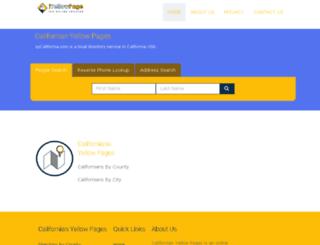 ypcalifornia.com screenshot