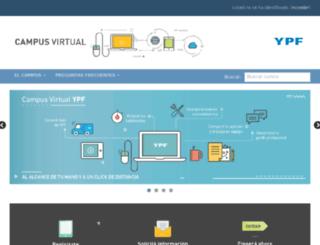 ypf.tucampus.org screenshot