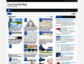 ypmb.blogspot.com screenshot