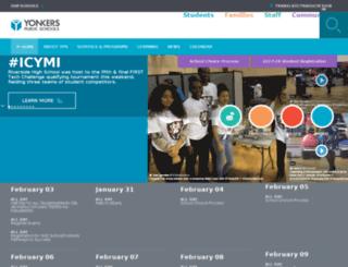 ypschools.org screenshot