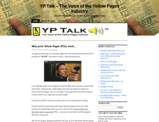 yptalk.wordpress.com screenshot