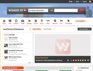 ypwishesh.com screenshot