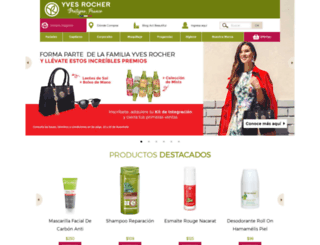 yrasesoras.com.mx screenshot