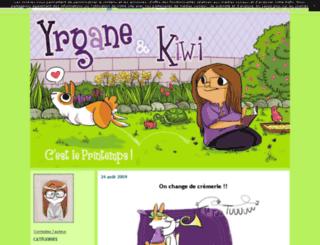 yrgane.canalblog.com screenshot