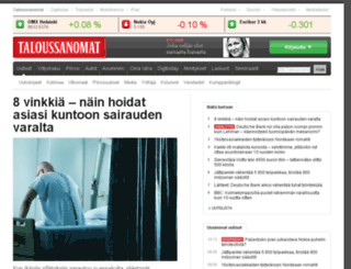 yritys.taloussanomat.fi screenshot