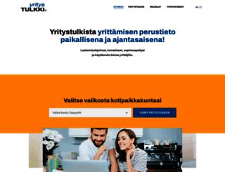 yritystulkki.fi screenshot