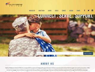 yru.nationbuilder.com screenshot