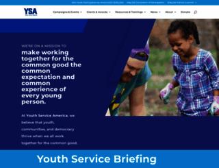 ysa.org screenshot