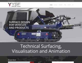ysfdesign.net screenshot