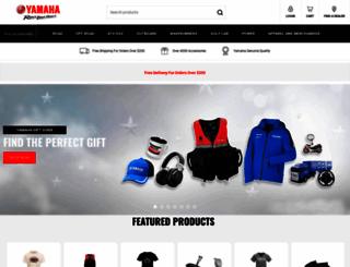 yshop.yamaha-motor.com.au screenshot