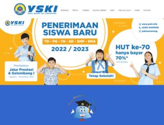 yski.info screenshot