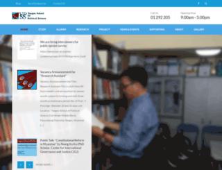 ysps-ac.org screenshot