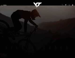 yt-industries.com screenshot