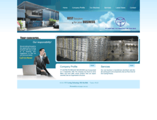 ytcastsb.com.my screenshot