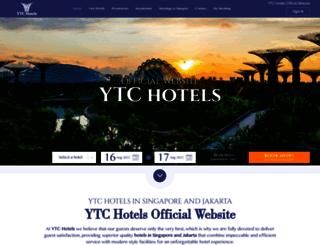 ytchotels.com screenshot