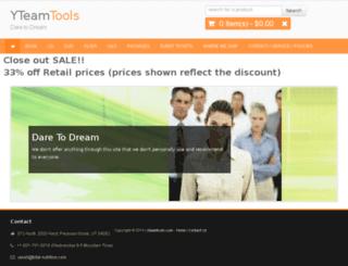 yteamtools.com screenshot