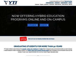 yti.edu screenshot