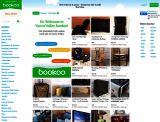 yuccavalley.bookoo.com screenshot