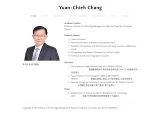 yucchang.weebly.com screenshot