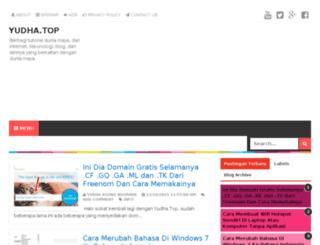 yudha.top screenshot