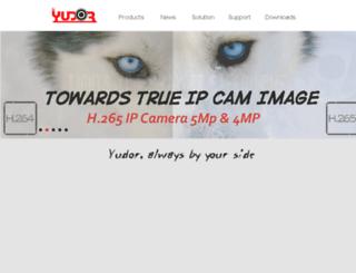 yudor.com.tw screenshot