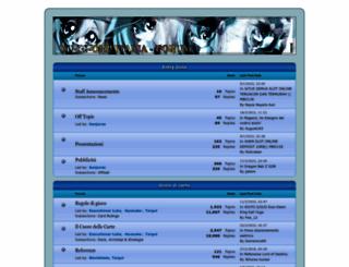 yugioh-italia.forumfree.it screenshot