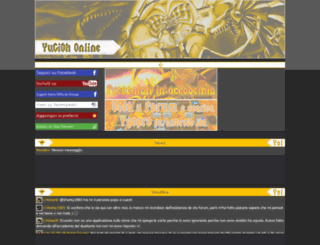 yugioh-online.forumfree.it screenshot