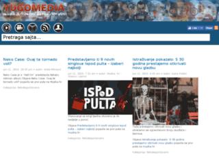 yugomedia.com screenshot