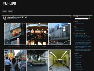 yui-life.com screenshot
