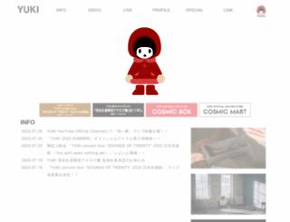 yukiweb.net screenshot