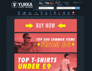 yukka.co.uk screenshot