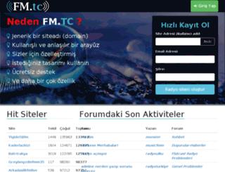 yuksek-gerilimfm.ff.tl screenshot