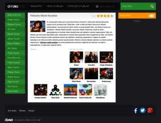 yukselenmelekkanatlari.oyunu.net screenshot