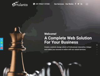 yulanto.com screenshot