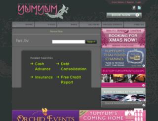 yum.dns-systems.net screenshot