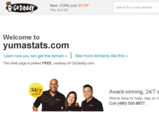 yumastats.com screenshot