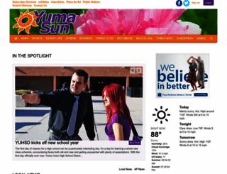 yumasun.com screenshot