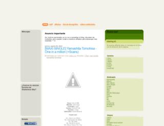 yumenosekai07.blogspot.com screenshot