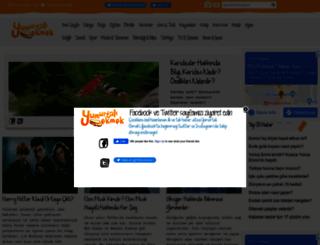 yumurtaliekmek.com screenshot