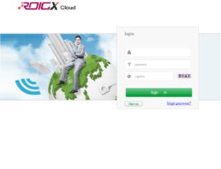 yun.chaowifi.com screenshot