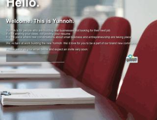 yunnoh.com screenshot