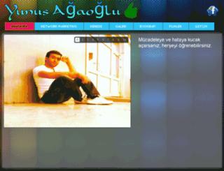 yunusagaoglu.org screenshot