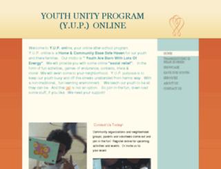 yuponline.net screenshot