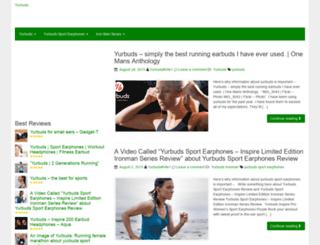 yurbuds.mynews777.com screenshot