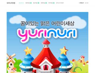 yurinuri.com screenshot