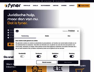 yurisrechtshulp.nl screenshot