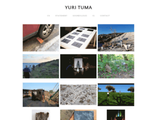 yurituma.com screenshot