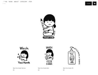 yuroom.stores.jp screenshot