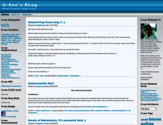 yusufsinaga.wordpress.com screenshot