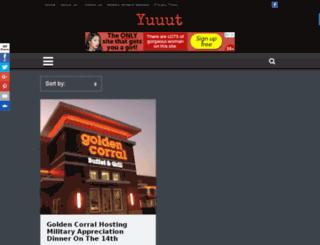 yuuut.com screenshot